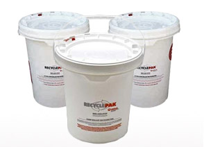 Lamp Ballast Recycling Pails