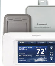 Honeywell RedLINK&8482; Enabled Thermostat Kits