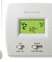 Honeywell ProSeries Thermostats