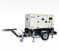 Towable Back Up Generators