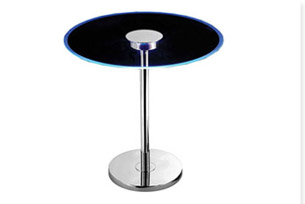 Spectral LED Table