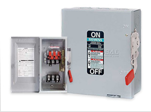 Fused Safety Switches