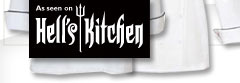 Chef Revival® Chef Jackets - as seen on Hell's Kitchen