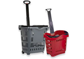 Trolley Shopping Baskets