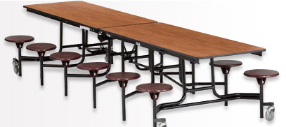 Lunchroom Tables
