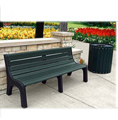 Save 15% - Jayhawk Newport Bench Collection