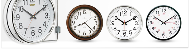 Analog Wall Clocks