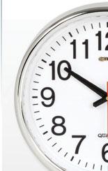 Wall Clocks School Clocks Time Clock Payroll Time