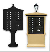 Mailboxes-Cluster Box Units