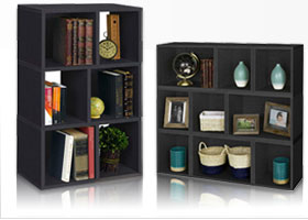 Modular Storage Organizers