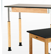 National Public Seating Science Tables