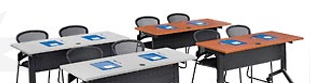 Paramount® Flip-Top Training Tables