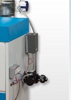 Natural Gas Boiler 34000 BTU