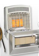 Gas Infrared Heater