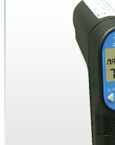 Infrared Thermometer w/Thermocouple 11:1 Optical Ratio
