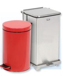 Hands Free Waste Disposal