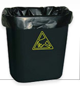 Dissipative Anti-Static & Conductive Trash Liner