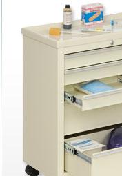 Lakeside® Classic Series Medical Carts