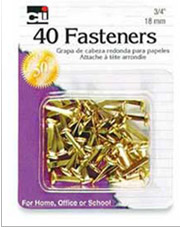 Paper Fasteners