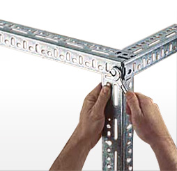 Framing & Slotted Angle