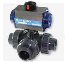 Bi-Torq® Automated Ball Valves