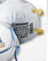 3M® N95 Particle Protective Respirator Masks