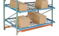 Gravity/Carton Flow Racks