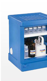 Eagle Acid Corrosive Poly Cabinets