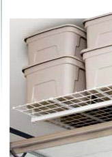 Ceiling & Wall Mounted Garage Storage Units