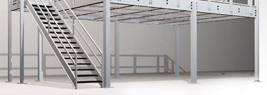 Pre-Engineered Mezzanine