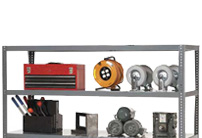 Steel Heavy Duty Shelving