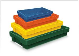 Industrial Trays-Plastic