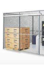 Partition Security Enclosures