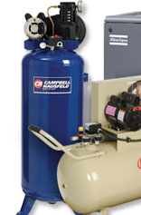 Air Compressors & Dryers