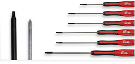 Torx Tip - Screwdrivers