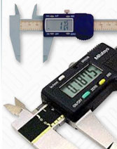 Mitutoyo & Fowler Digital Calipers