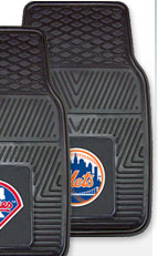 MLB Logo Car Mats