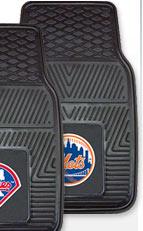 MLB Logo Car Mats