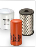 Coolant, Hydraulic & Miscellaneous Filters
