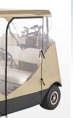 Golf Cart Covers & Enclosures