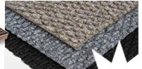 Berber Polypropylene Carpet Tiles