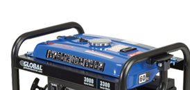 3500W Brigs & Stratton Portable Generator
