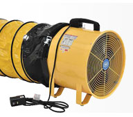 Portablew Ventilation & Confined Space Fans
