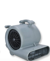 3/4 HP 3 Speed Floor Dryer, Blower