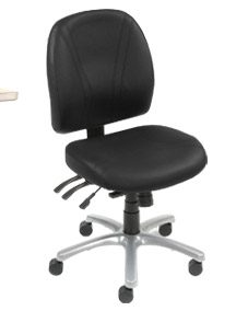 Anti-Microbial 8-Way Ergonomic Chairs