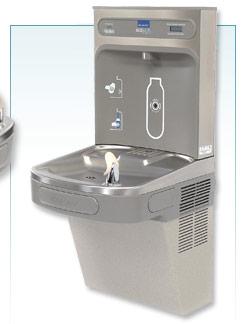 Elkay® EZH2O™ Wall Mounted Water Bottle Refilling Stations