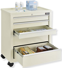 Global™ Medical Bedside Carts