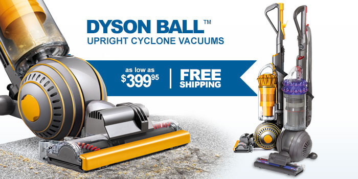 Dyson Ball Multi Floor 2 Upright Vacuums - as low as $399.95