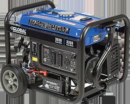 Global Industrial™ Portable Generators