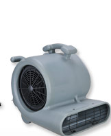 3/4 HP 3 Speed Floor Dryer, Blower